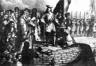 Заложение Санкт-Петербургской крепости