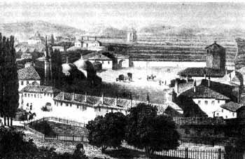 Дворец крымских ханов в Бахчисарае