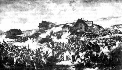Битва при Клястицах 19 июля 1812 г.