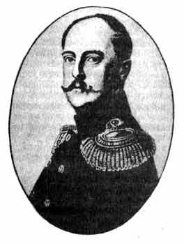 Император Николай I (c 1825 по 1855)