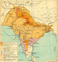 Индия в эпоху великих моголов.