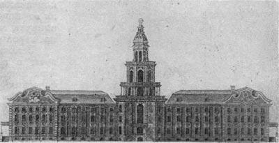 18 века части