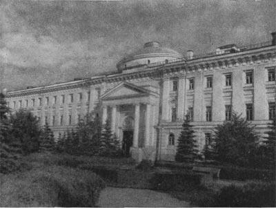 Здание сената в москве архитектор м ф