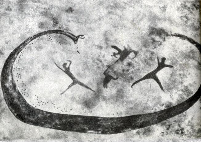 2. Верхний Тамрит. Египетская лодка. Скотоводческий период