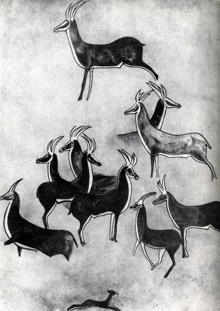 4. Верхний Тамрит. Лошадиные антилопы. Скотоводческий период