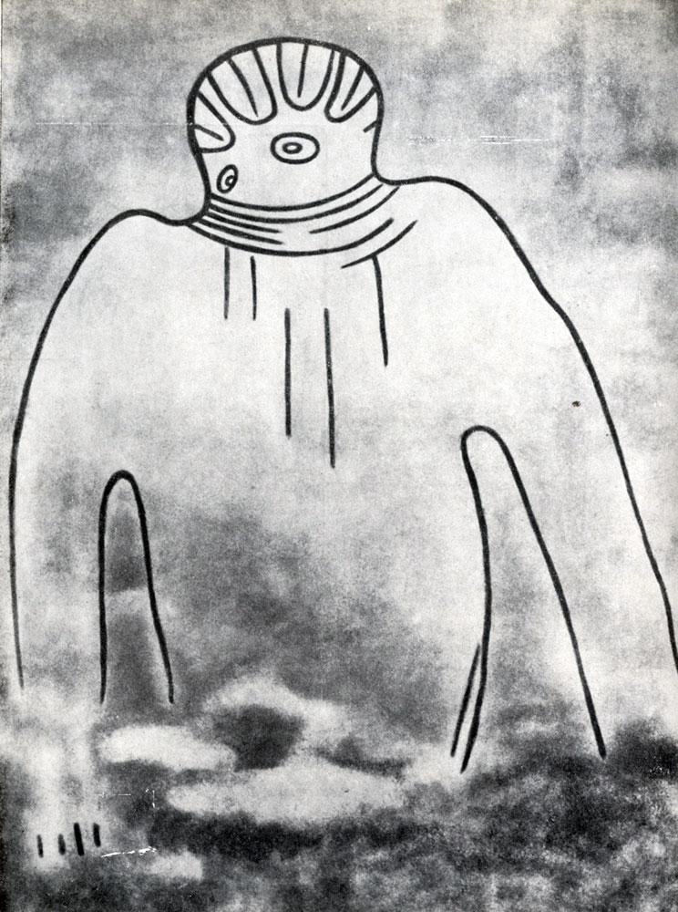 8. Джаббарен. 'Великий марсианский бог'. Период 'круглоголовых' людей. Стадия упадка