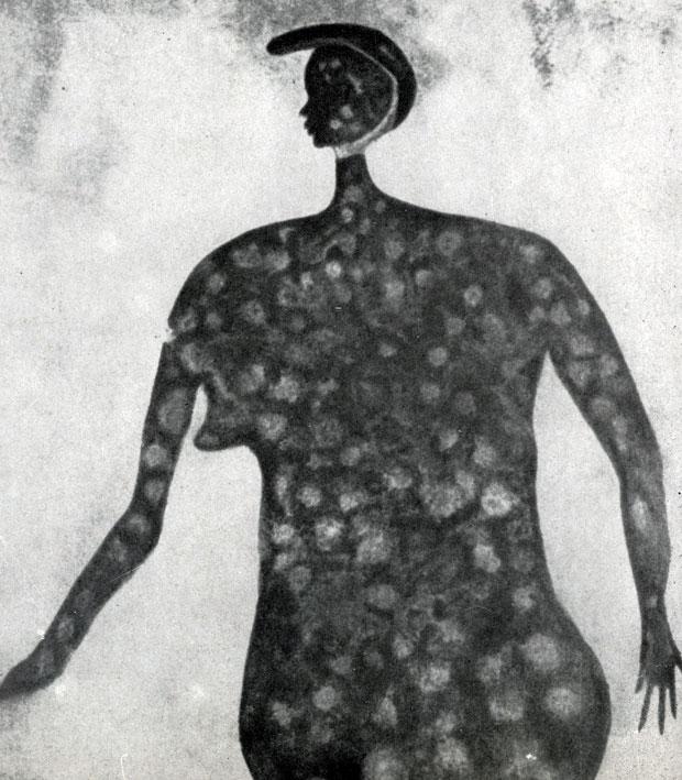 13. Джаббарен. Женщина с маленькой головой. Скотоводческий период
