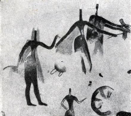 л) Стиль периода колесниц
