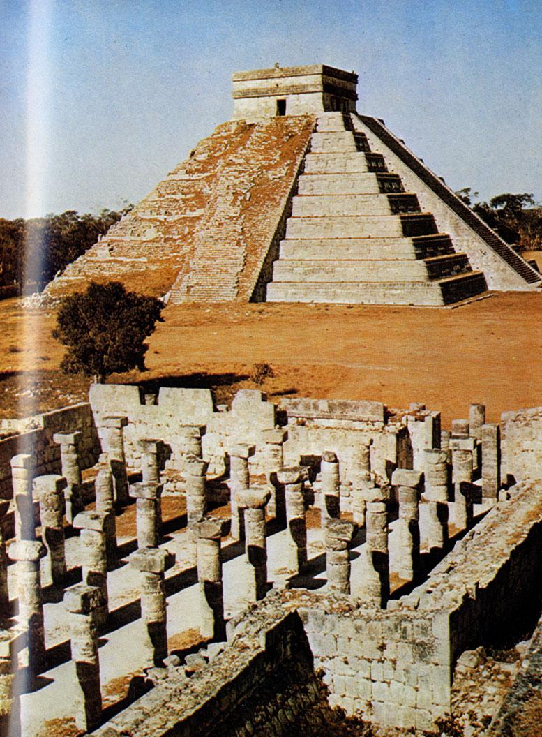 Архитектурные памятники Чичен-Ицы
