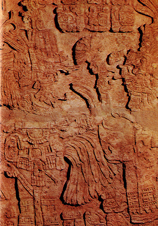 Скульптурные изображения стиля Усумасинты