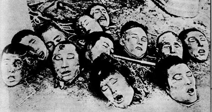 Японских империалистов в маньчжурии