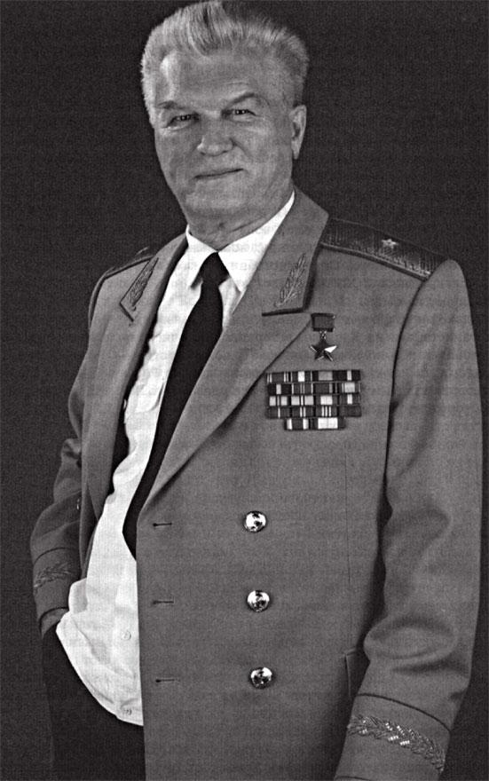 Зайцев Геннадий Николаевич, Герой Советского Союза, генерал-майор в отставке