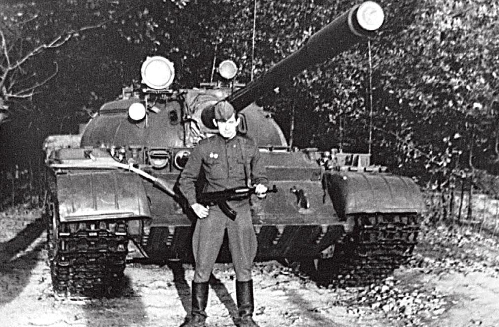 Сентябрь 1968 года. Район ПРАГА-7. На окраине Чемитского леса