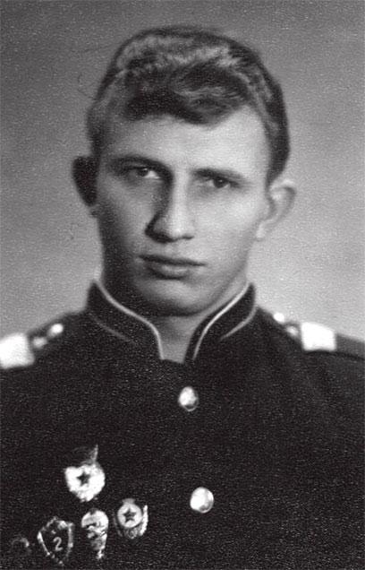 Мой товарищ по службе Королькевич Александр. 7-я гв. ВДД, 119-й гв. ВДП, в\ч 10075