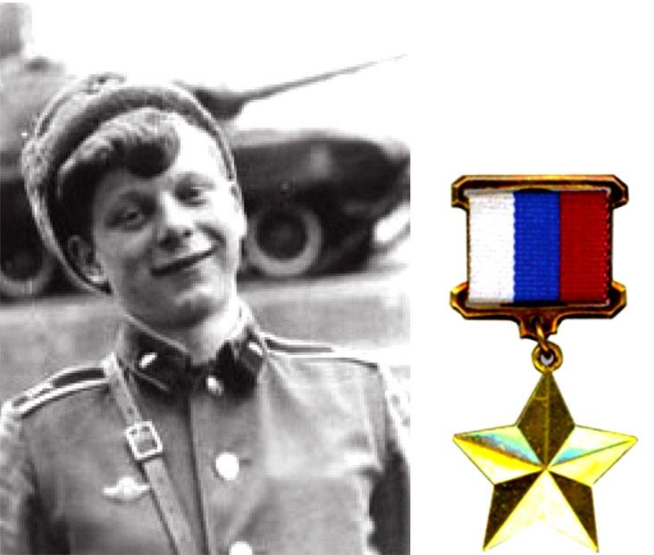 Горин Виталий Николаевич - сын Николая Григорьевича