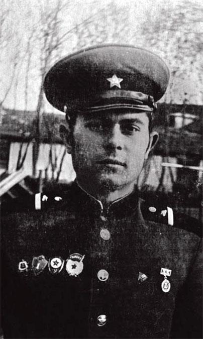 Рыбкин Михаил Михайлович