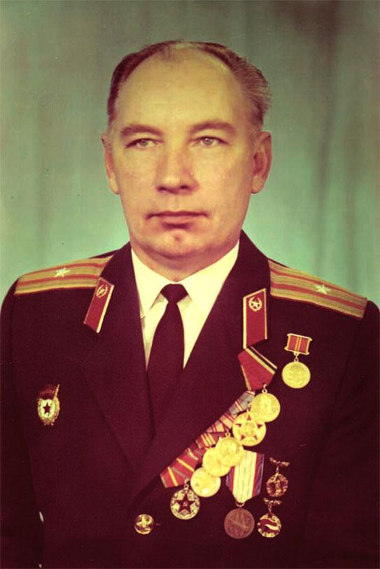 Васильев Александр Яковлевич, майор в отставке, пропагандист дивизии, в ЧССР с 1968 по 1973 годы