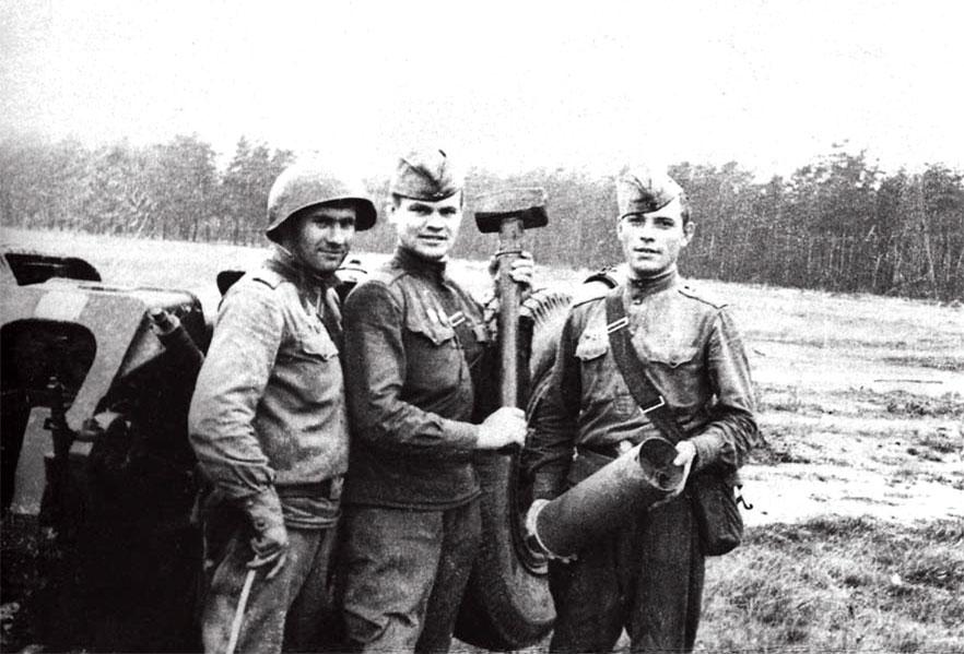 Каждый из расчета четко знал свои обязанности по воинской специальности и был готов к выполнению боевых задач