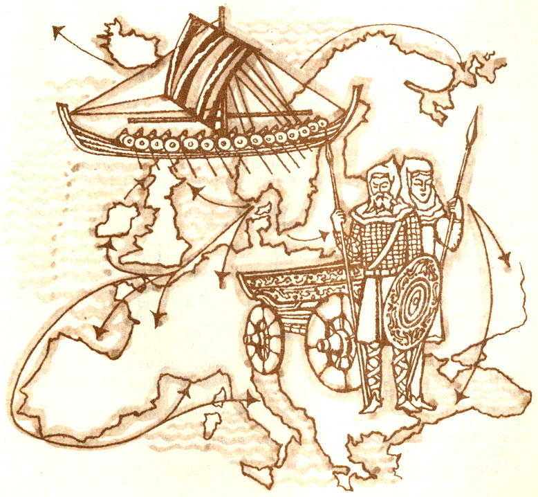 Древние норвежци