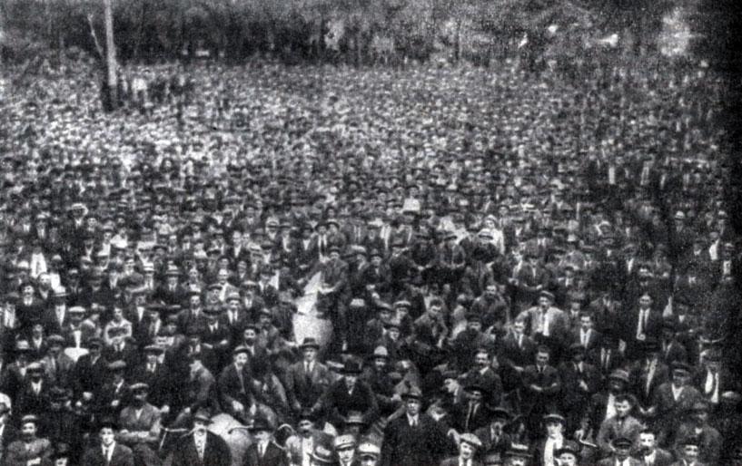 первый съезд английского парламента