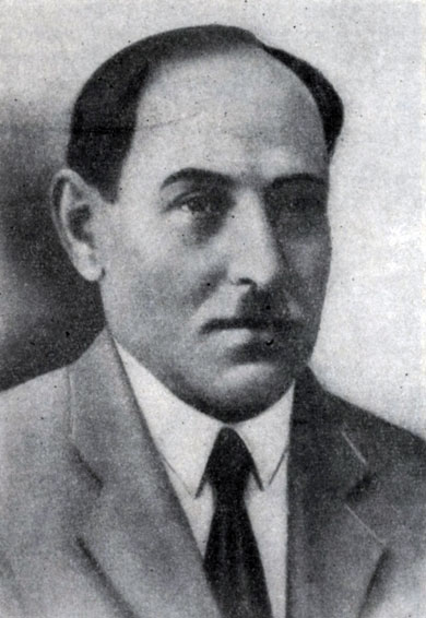 Н. Н. Нариманов. Фотография. 1920 г.