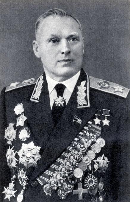 Маршал советского союза константин