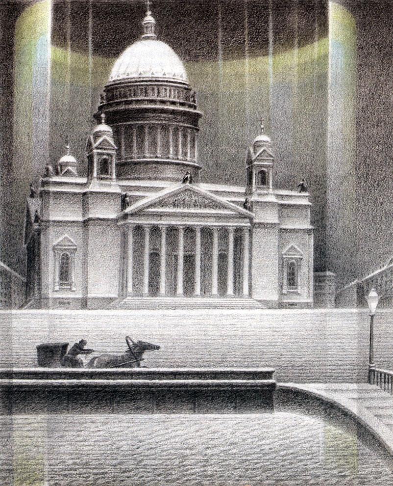Исаакиевский собор (35 фото) – в Санкт-Петербурге, описание | 990x802